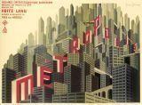 Αφίσα ταινίας Metropolis [Fritz Lang], 1927